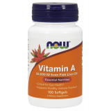 Vitamin A 25 000 IU Softgels (from fish liver retinol)