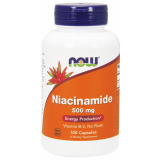Niacinamide 500mg (Vitamin B-3)