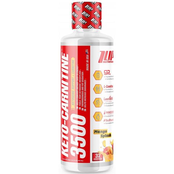 Keto L-Carnitine (BHB z dodatkami w płynie)