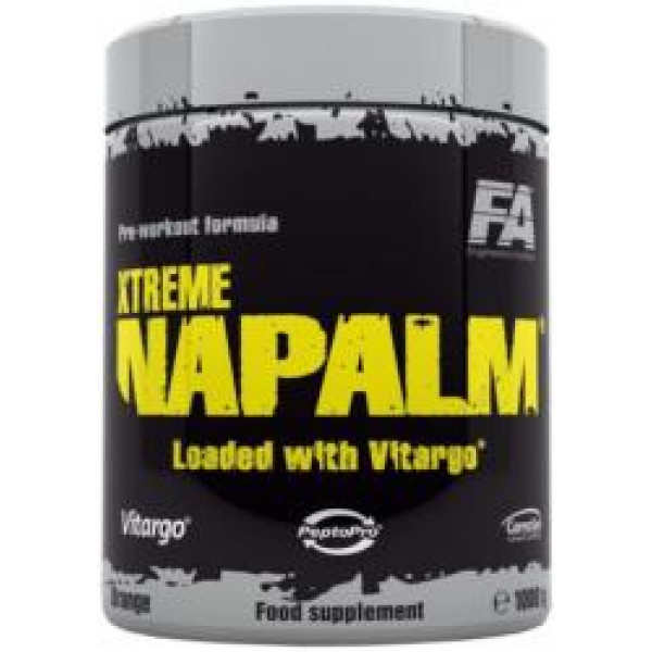 Xtreme Napalm Loaded Vitargo
