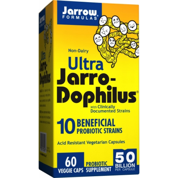 Ultra Jarro-Dophilus - 50 Billion