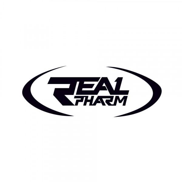 Znalezione obrazy dla zapytania real pharm logo