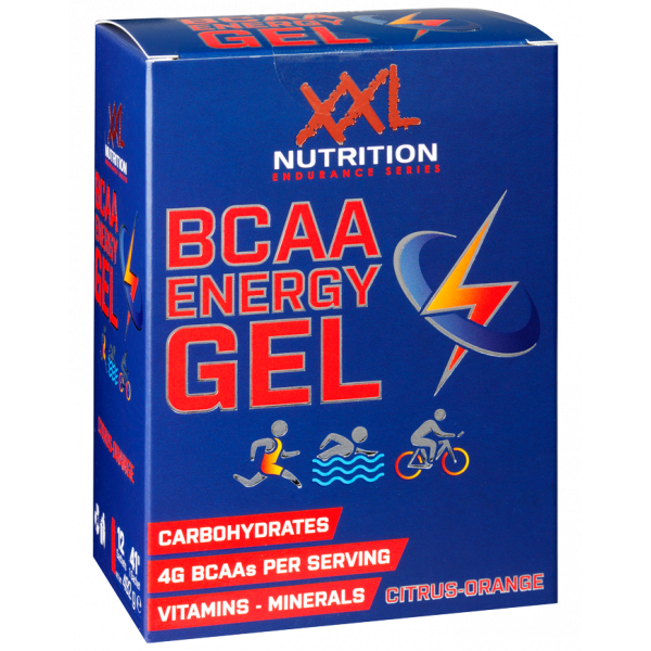 BCAA ENERGY Gel