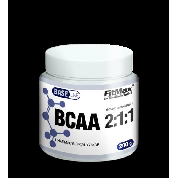 Base BCAA 2:1:1