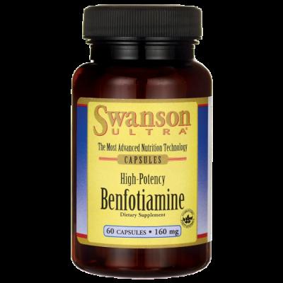 Benfotiamine - 160 mg