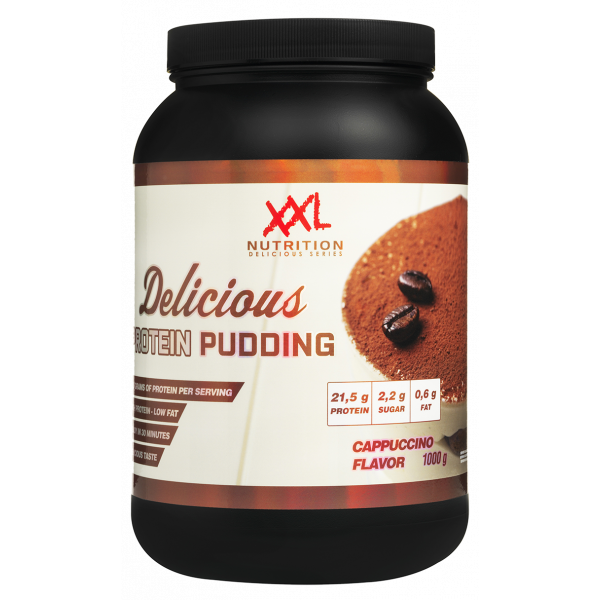 Delicious Protein Pudding