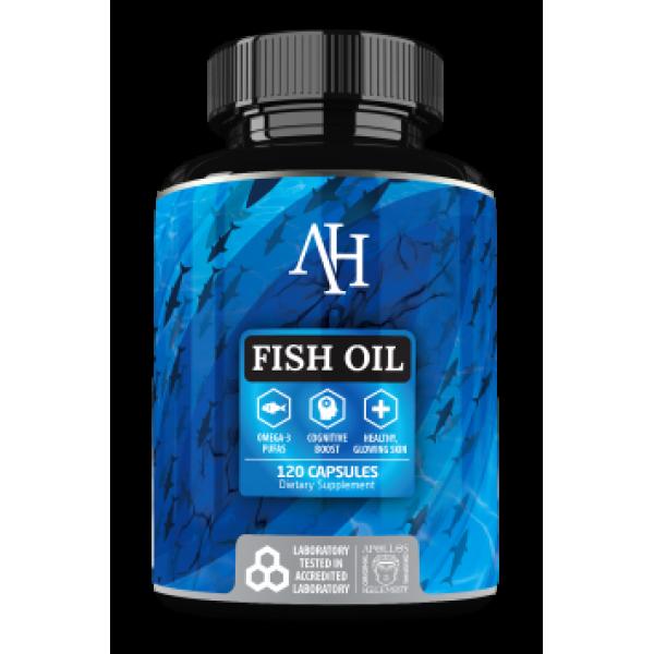 Fish Oil 1000mg (Gold Omega)