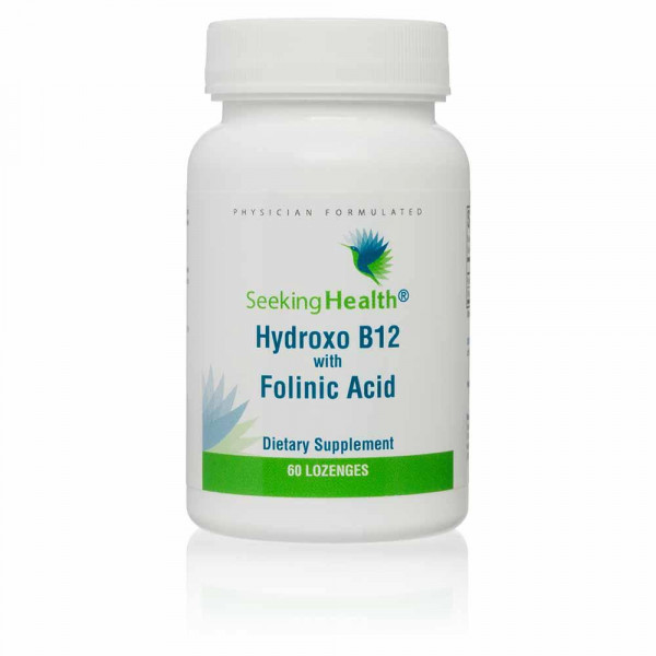 Hydroxo B12 + Folinic Acid
