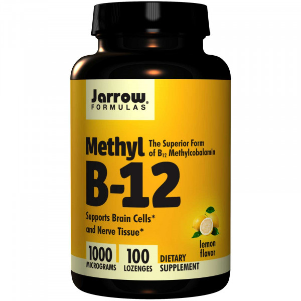 Methyl B-12 1000mcg (pastylki do ssania)
