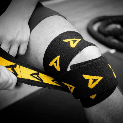 Knee Wraps (taśmy na kolana)