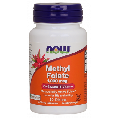 Methyl Folate 1000mcg [folian]
