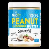 100% Peanut Butter + Coconut