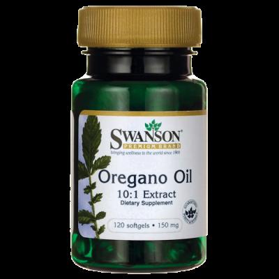 Oregano Oil 10:1 Extract - 150mg