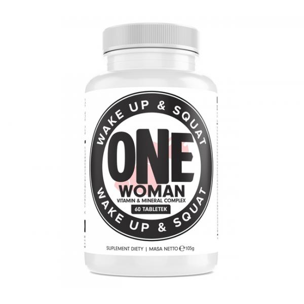 WU&S One Woman Vitamin & Mineral Complex