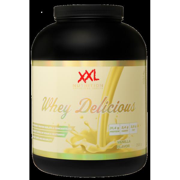 b2069d9911ed5 XXL Nutrition Whey Delicious - XXL Nutrition odżywki białkowe - XXL ...