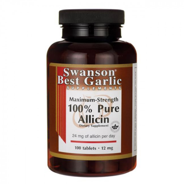 Allicin 100% Pure 12mg