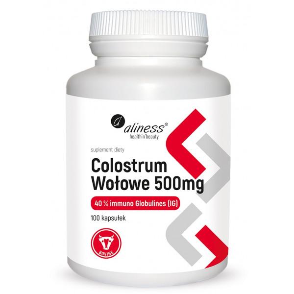 Colostrum Wołowe