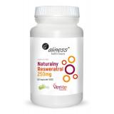 Naturalny Resveratrol Veri-Te 250mg