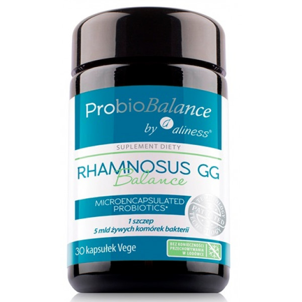 Aliness ProbioBALANCE Rhamnosus GG Balance 5 mld
