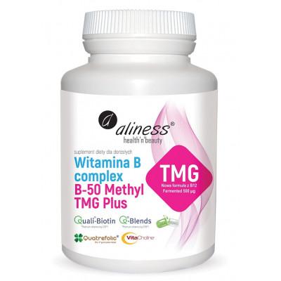 Witamina B-50 Methyl Plus TMG