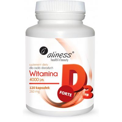 Witamina D3 Forte 4000
