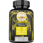 Curcumin 95 + Bioperine (dostępne od 09/17)