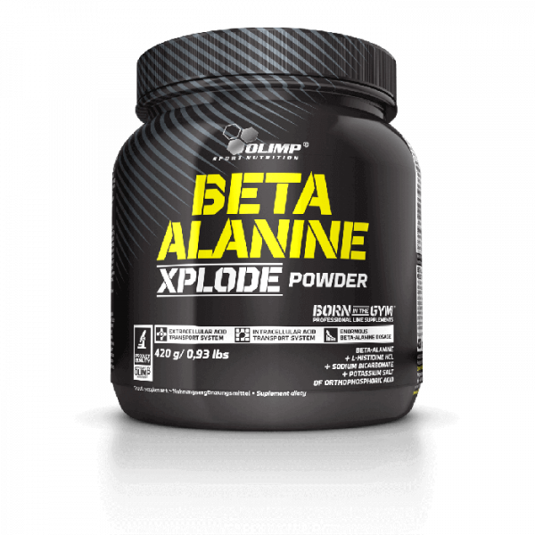 Beta-Alanine Xplode Powder