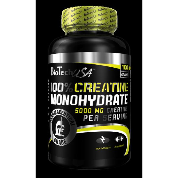 Creatine Monohydrate (puszka)