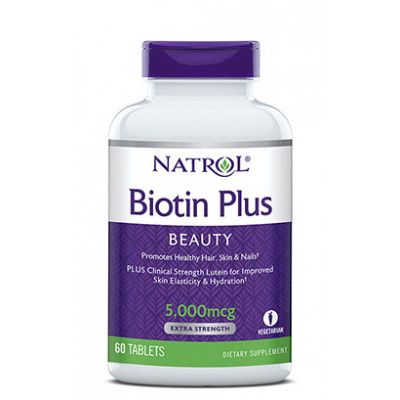 Biotin 5000 plus Luteina