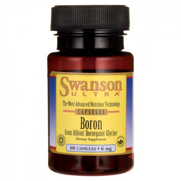 Boron from Albion Boroganic Glycine 6 mg
