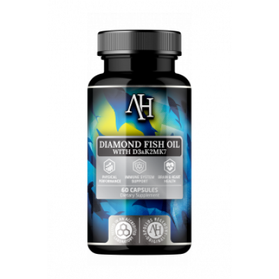 Fish Oil Diamond D3K2