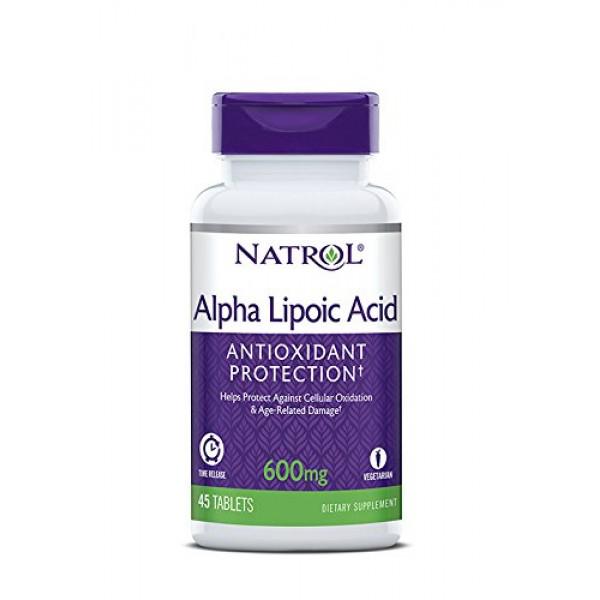 Alpha Lipoic Acid (ALA Time Released)