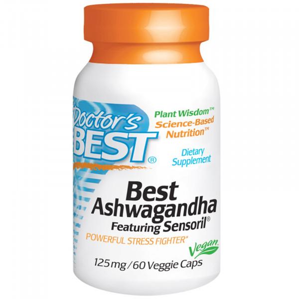 Ashwagandha (Sensoril 10%)