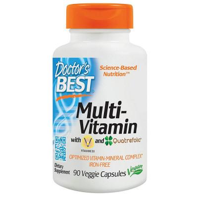 Best Multi-Vitamin (Multivitamin - Multiple)