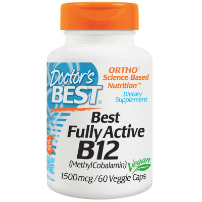 Fully Active B12 1500mcg