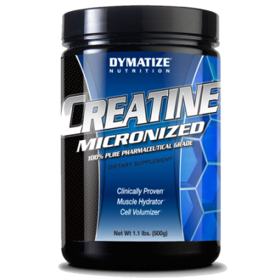 dymatize micronized creatine how to take