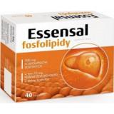 Fosfolipidy (Fosfatydylocholina 75mg)