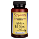 Hydrolyzed Fish Collagen Type I - 400 mg