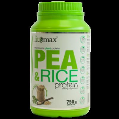 Pea & Rice Protein