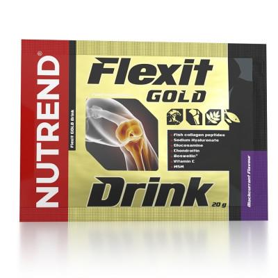 Flexit Drink Gold Sashet