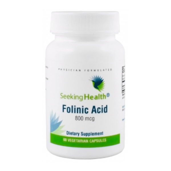 Folinic Acid (Kwas foliowy)