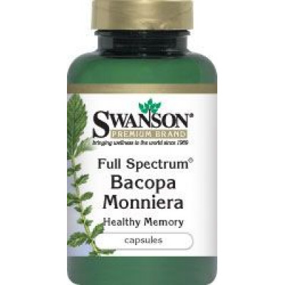 Full Spectrum Bacopa Monniera brahmi