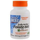 Fully Active Folate 800 with Quatrefolic