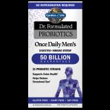 Dr. Formulated Probiotics Once Daily Men