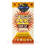 Vitamin Code RAW D3  5000 IU