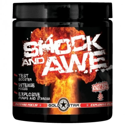 Shock & Awe Pre-workout