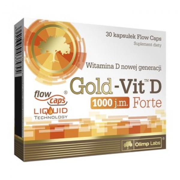 Gold Vit D Forte