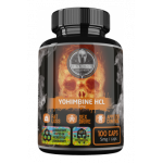 Yohimbine HCL 5mg