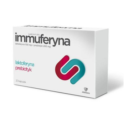 Immuferyna (laktoferyna)