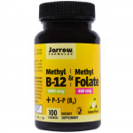 Methyl B-12 & Methyl Folate + P-5-P (homocystex)